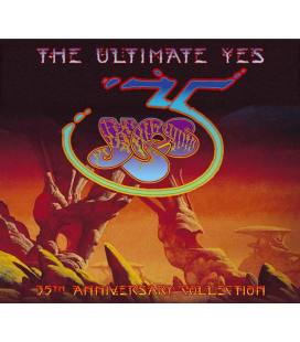 Ultimate Yes-35th Anniversary-1 CD