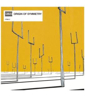 Origin Of Symmetry-1 CD
