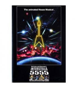 Interstella 5555-1 DVD