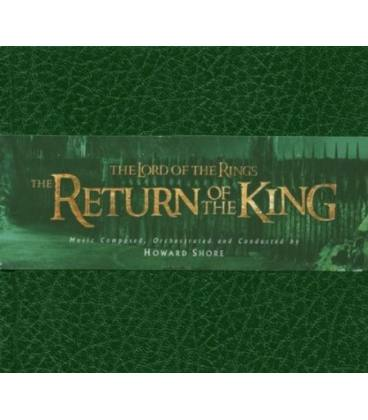 The Lord Of The Rings : The Return Of The King / Ed. Limitada-1 CD +1 DVD