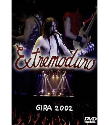 Gira 2002 DVD