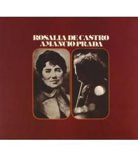 Rosalia De Castro (Cantautores Para La Libertad)-1 CD