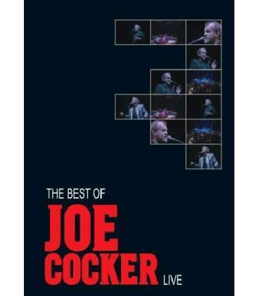 The Best Of Joe Cocker Live - DVD