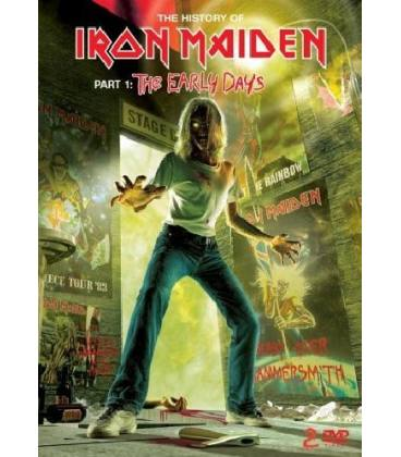 The History Of Iron Maiden Part 1: The Early Days-2 DVD