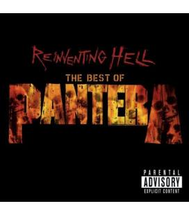 Reinventing Hell: The Best Of Pantera-1 CD