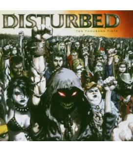 Ten Thousand Fists-1 CD