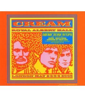 Royal Albert Hall London May 2-3-5-6 2005-2 CD