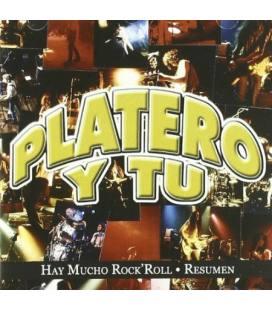 Hay Mucho Rock'N'Roll. Resumen.-1 CD