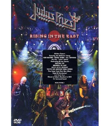 Rising In The East-1 DVD