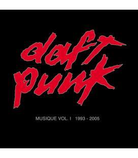 Musique Vol 1 (1993 - 2005)-1 CD