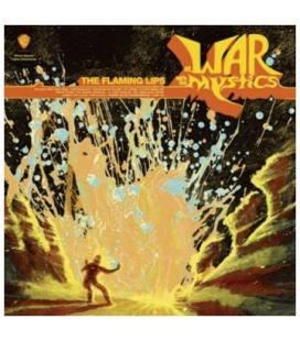At War With The Mystics-1 CD