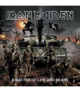 A Matter Of Life And Death-1 CD