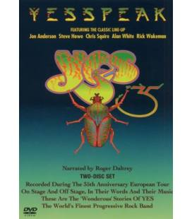 Yesspeak-2 DVD
