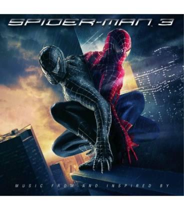 Spiderman 3-1 CD
