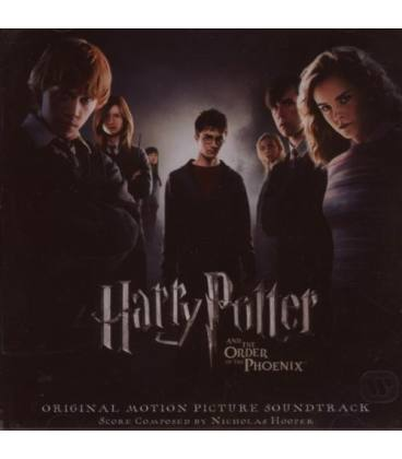Harry Potter & The Order Of The Phoenix-1 CD