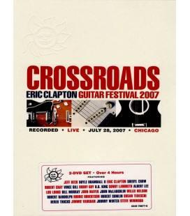 Crossroads Guitar Festival 2007 2 DVD
