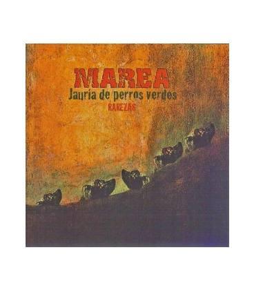 Jauria De Perros Verdes-1 CD