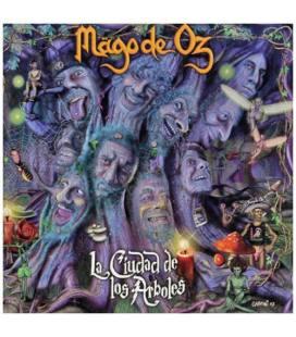 La Ciudad De Los Arboles (Cristal)-1 CD