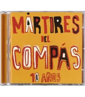 10 Años Martires Del Compas-1 CD