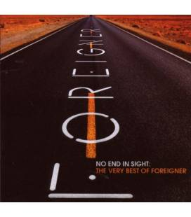 No End In Sight: The Very Best Of Foreigner-2 CD
