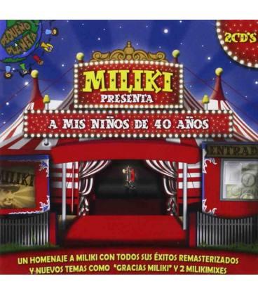 A Mis Niños De 40-2 CD