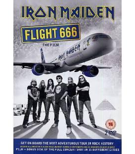 Flight 666: The Film - DVD