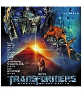 Transformers - La Venganza De Los Caidos B.S.O.-1 CD