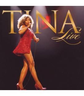 Tina Live-1 CD +1 DVD