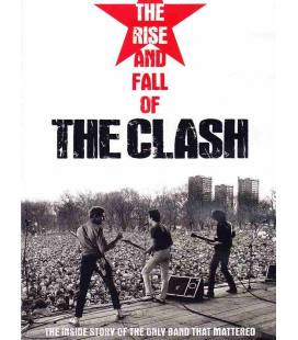 The Rise And Fall Of The Clash-1 DVD