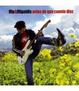 Antes De Que Cuente Diez -1 CD