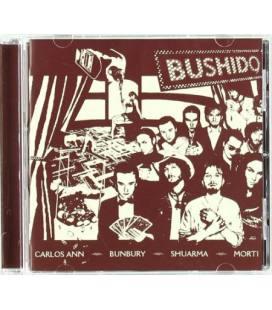 Bushido-1 CD