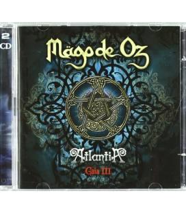 Gaia III Atlantia -2 CD Jewel