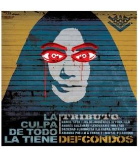 La Culpa De Todo La Tiene Def Con Dos Tributo-1 CD
