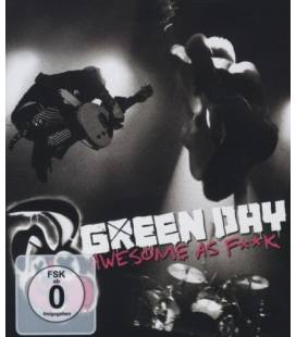 Awesome As Fuck - CD + BLU-RAY