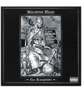 The Blackening-1 CD