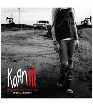 Korn III - Remember Who You Are-1 CD +1 DVD