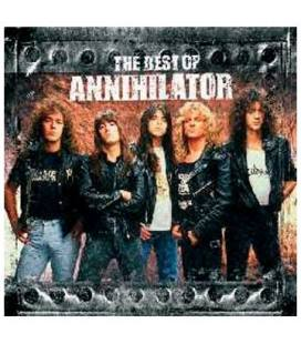 The Best Of Annihilator-1 CD