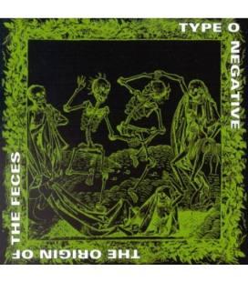 The Origin Of The Feces-1 CD