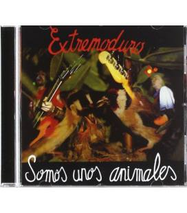Somos Unos Animales Version 2011-1 CD