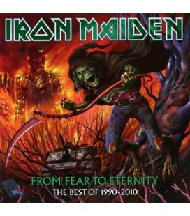 From Fear To Eternity The Best Of 1990-2010-2 CD