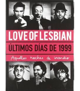 Ultimos Dias De 1999 - Aquellas Noches De Incendio-1 CD +2 DVD