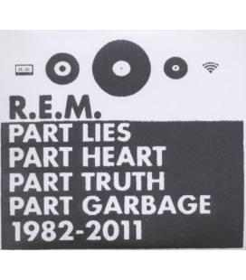 Part Lies, Part Heart, Part Truth, Art Garbage 1982 - 2011-2 CD