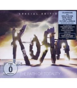 The Path Of Totally - CD + DVD