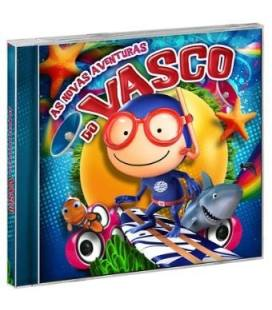 As Novas Aventuras Do Vasco-1 CD