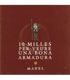 10 Milles Per Veure Una Bona Armadura-1 CD