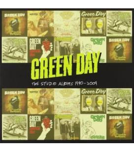 The Studio Albums 1990 - 2009-8 CD