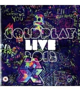 Live 2012 CD + DVD