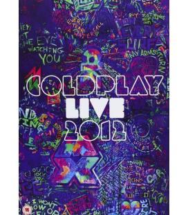 Live 2012 -DVD