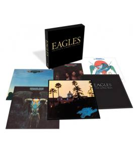 The Studio Albums 1972 - 1979-6 CD