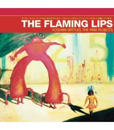 Yoshimi Battles The Pink Robots-1 LP
